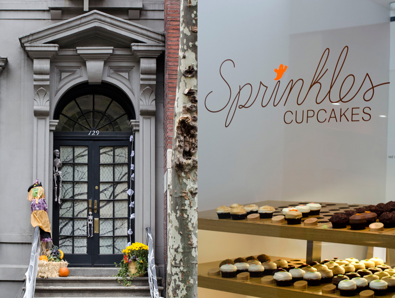 food marathon à new york pour Halloween - article Sunshine of Mine